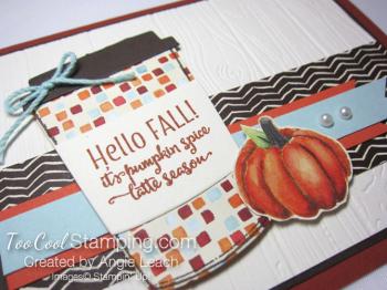 Merry Cafe Hello Fall Card - cajun 3