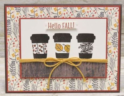 Fall Cafe - Lisa Curcio