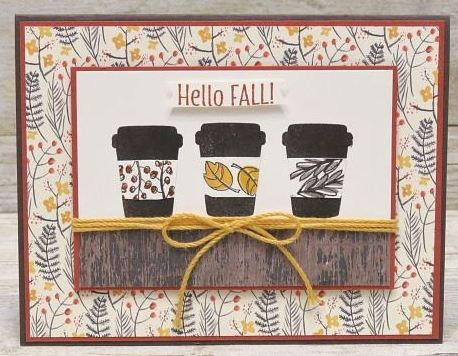Fall Cafe - Lisa Curcio