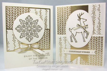Bundle of Love Elegant Christmas - two cool