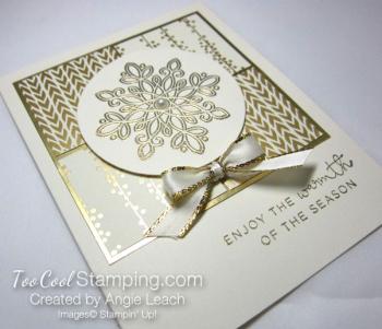 Bundle of Love Elegant Christmas - snowflake 3