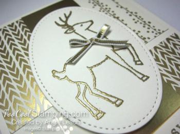 Bundle of Love Elegant Christmas - reindeer 3