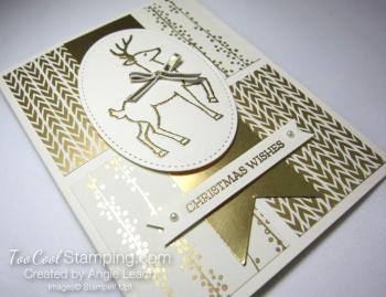 Bundle of Love Elegant Christmas - reindeer 2