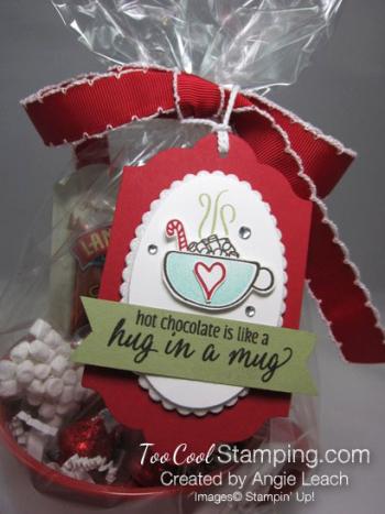 Hug mug red 2