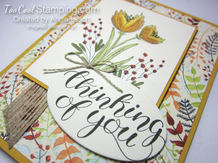 Count My Blessings with Blends - daffodil 2