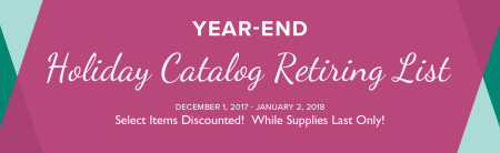 Year End Retiring List Banner