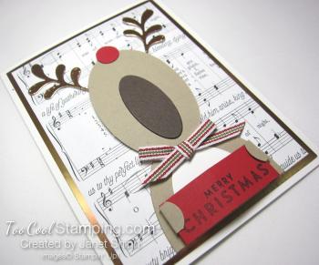 Janet - Merry Music Caroling Reindeer 2