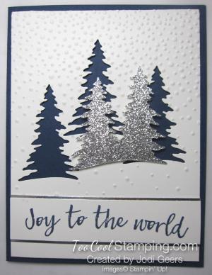 Regal swap cards - joy to the world