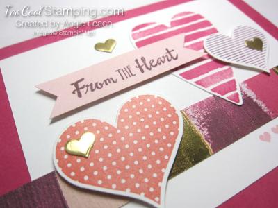 Heart happiness floating hearts - melon mambo 3