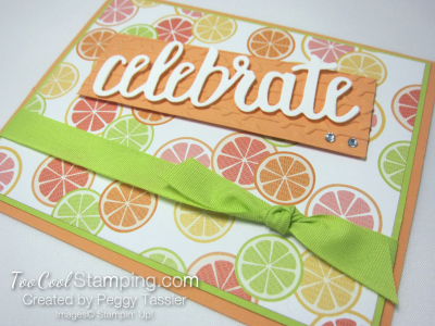 Tutti frutti celebrate you - citrus 2