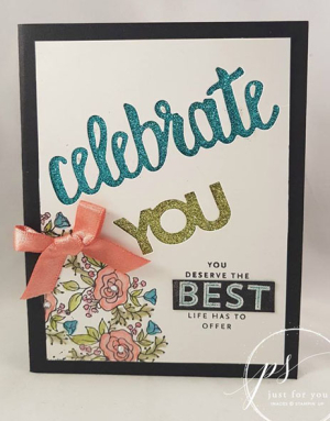 Celebrate you glimmer - tina zinck