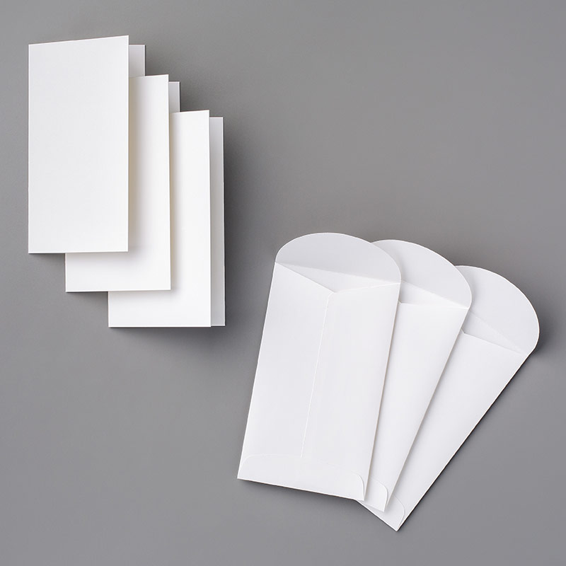 Narrow note cards 145583G