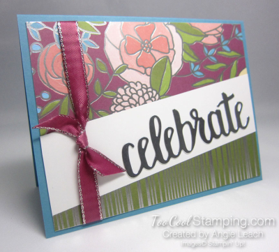 Sweet Soiree Celebrate You - marina mist