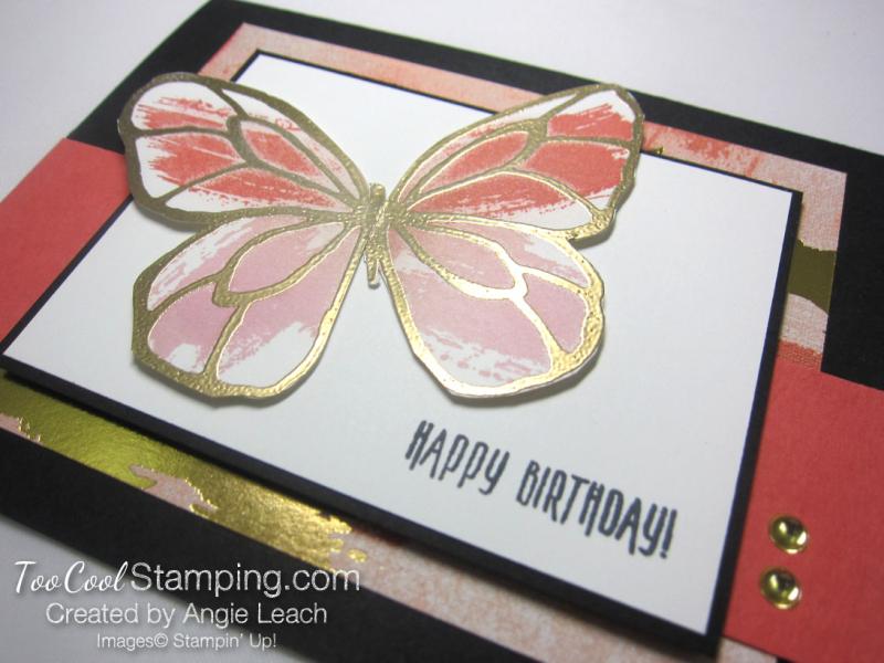 Beautiful Day Work of Art Butterfly - powder 2