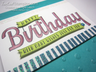 Birthday wishes for you sequins - bermuda 3