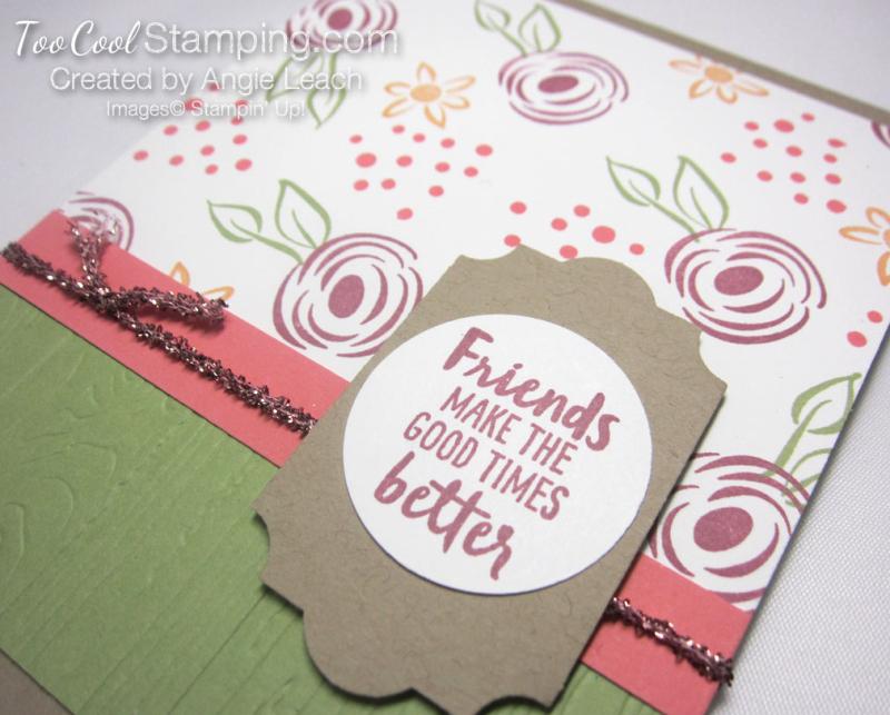 Perennial birthday blooms - pinks 3