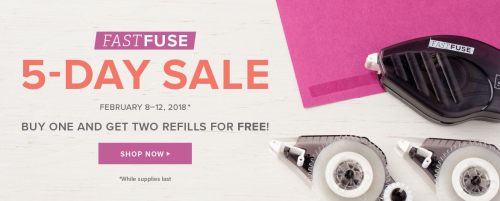 Fast fuse promo banner