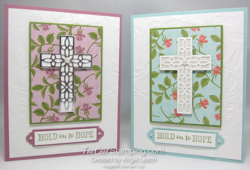 Hold on to hope petal garden - two cool