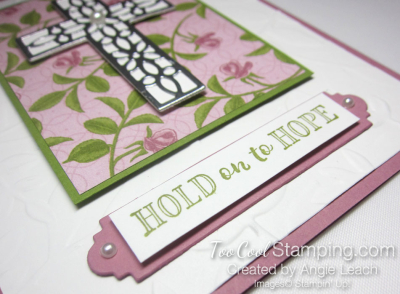Hold on to hope petal garden - sugarplum 3