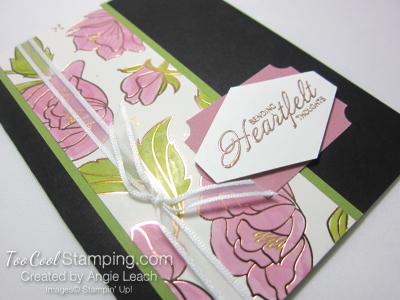 Heartfelt Springtime Foils Blends - razzleberrya