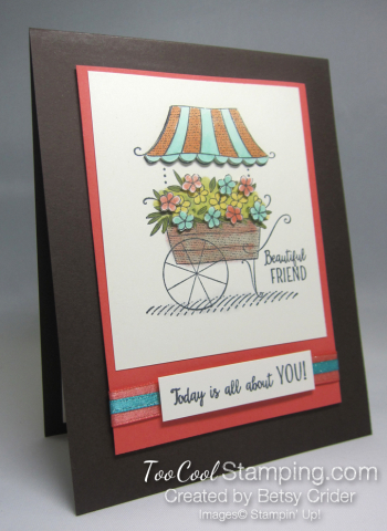 Betsy - friendships sweetest cart