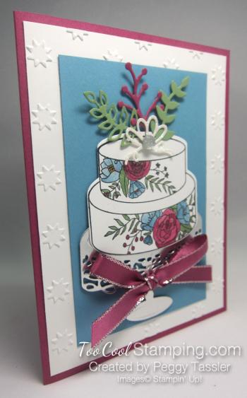 Peggy - sweet soiree cake