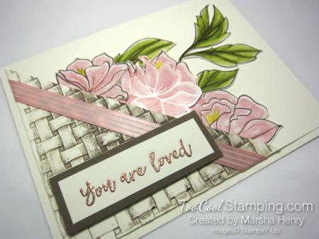Marsha - springtime foils loved 2