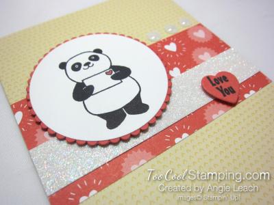 Party panda tutti frutti - daffodil delight 2