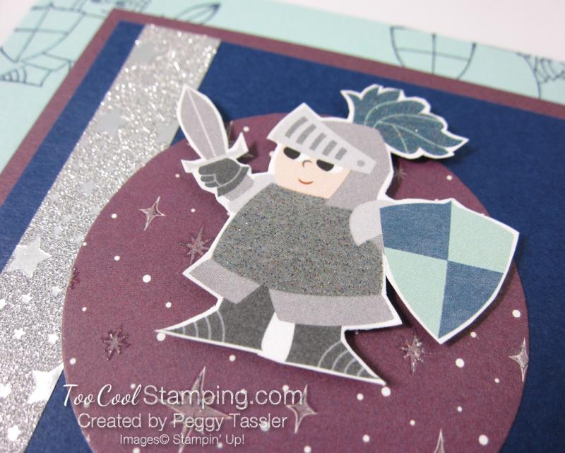 Myths and magic knight - navy knight