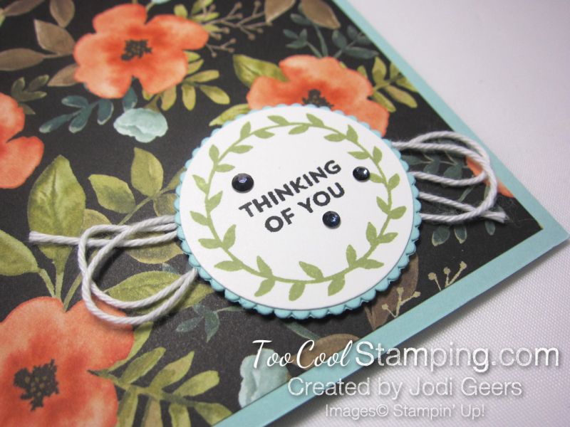 Whole lotta lovely Thinking of you 2 - jodi geers