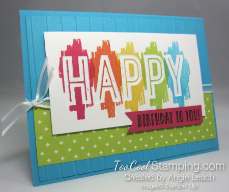 Happy Celebrations - turquoise