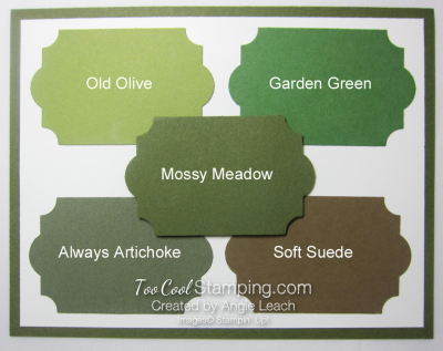 Returning - mossy meadow