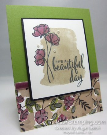 Share What You Love Beautiful Day - olive 1