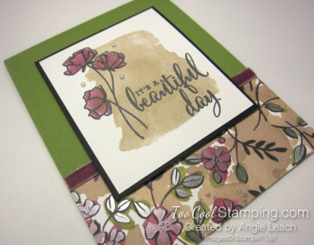 Share What You Love Beautiful Day - olive 3