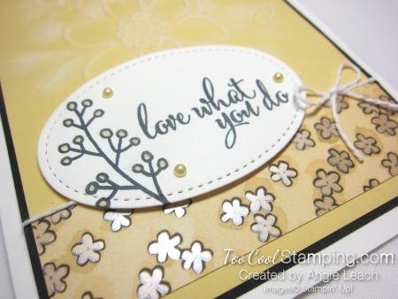 Share What You Love - Love What You Do saffron 3