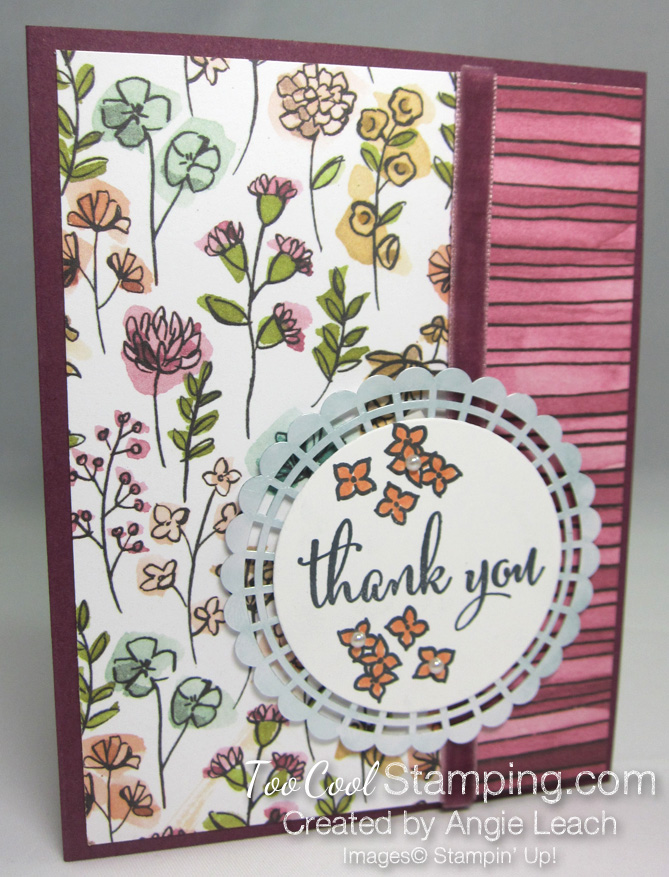 Share What You Love DSP panels - razzleberry thank you