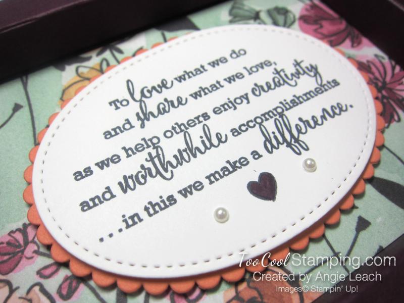 Statement of my heart - blackberry 3