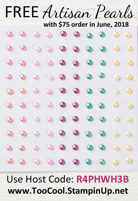 FREE artisan pearls banner