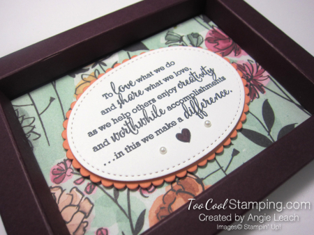 Statement of my heart - blackberry 2