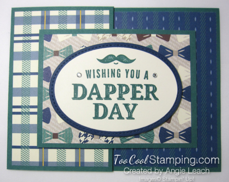 Truly tailored dapper gc holder - tranquil