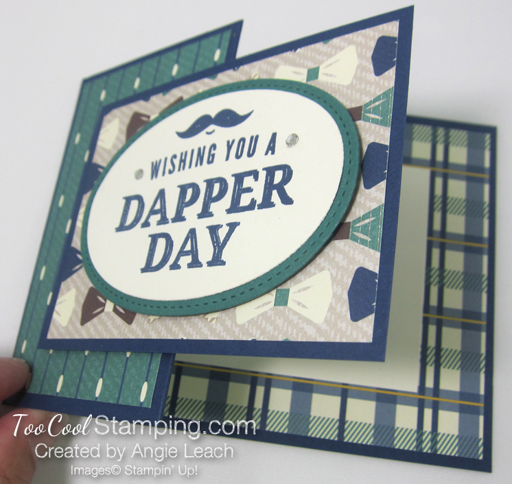 Truly tailored dapper gc holder - navy 2