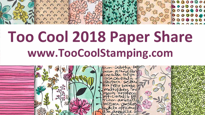2018 Paper Share Banner