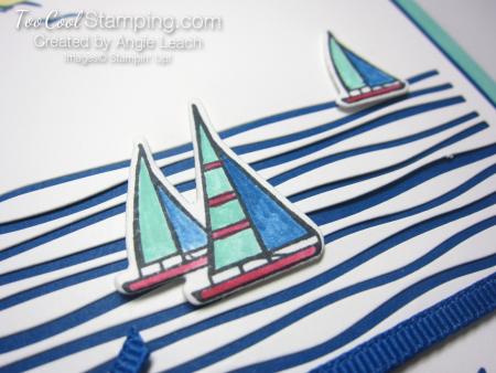 Lilypad lake sailboats - coastal 3