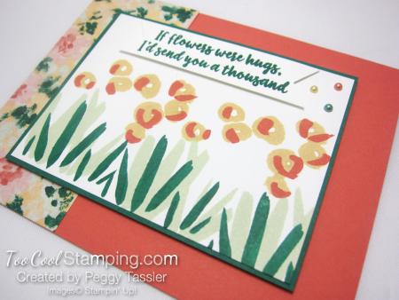 Garden Impressions hugs flowers h2 - poppy