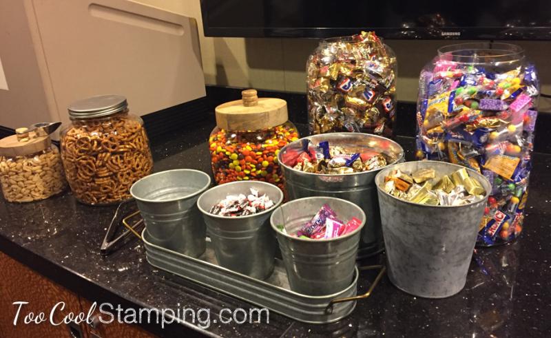 Base Camp - candy