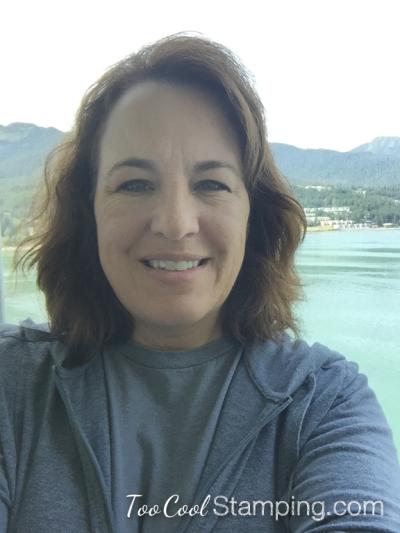 Ship - balcony selfie