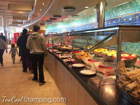 Ship - Windjammer Buffet