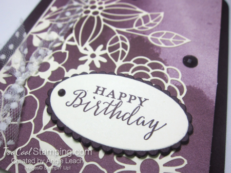 Delightfully detailed note card cards - blackberry 3