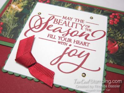 All is bright season of joy 4 - rhonda bassler
