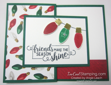 Friends make season shine - spruce 1